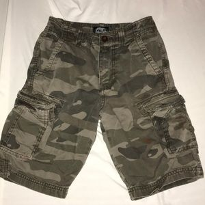First Wave camo Shorts